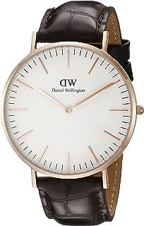 Daniel Wellington Men's  Watch Classic York  40mm