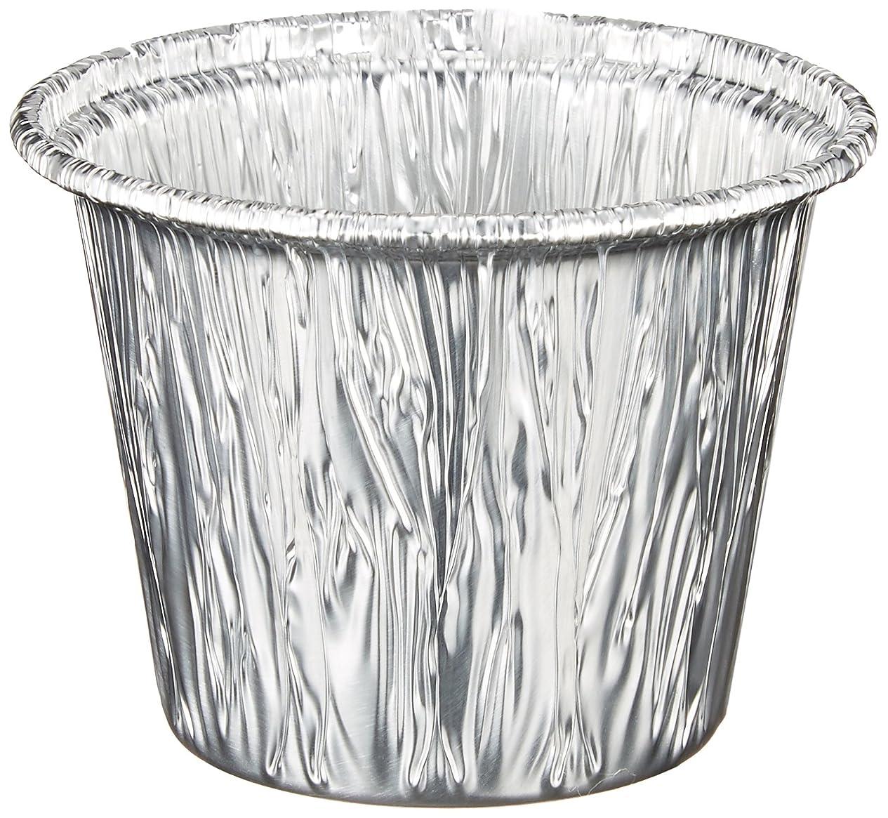 割り当てライドモデレータアズワン アルミカップ (100mL)(100個入り) /5-075-02