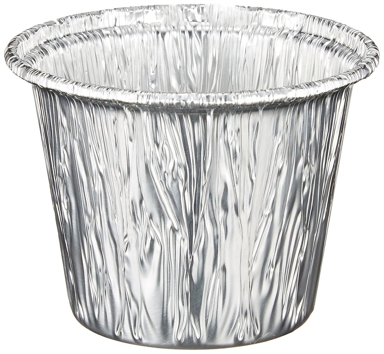 非常に怒っています敬意を表するローラーアズワン アルミカップ (100mL)(100個入り) /5-075-02