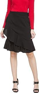 Globus Front Frill Skirt