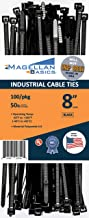 100 Pack Cable Zip Ties Heavy Duty