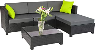 Best aluminium rattan garden furniture Reviews
