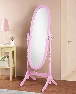 Best pink floor standing mirror Reviews
