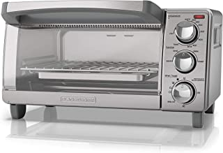 black and decker space saver toaster oven under cabinet