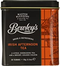 Bewley's Irish Afternoon Tea Tin, 30-Count