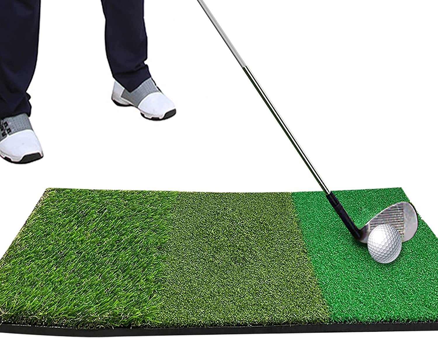 Dealing Max 56% OFF full price reduction PGM Golf Mat 12x24in Hitting Synthetic Premium Gol Turf