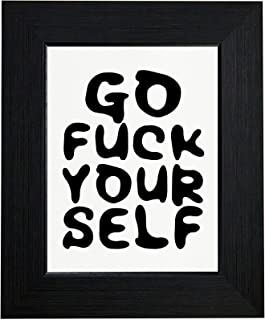 Best go fuck yourself poster Reviews