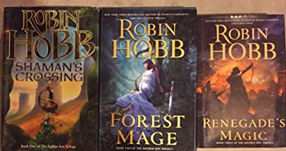 Soldier's Son Hardcover Trilogy Set by Robin Hobb