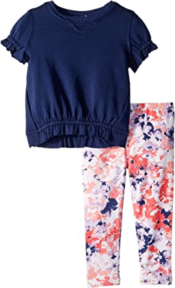 Floral Leggings Set (Infant)