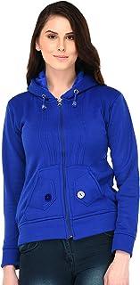Fasnoya Women Fleece Sweatshirt