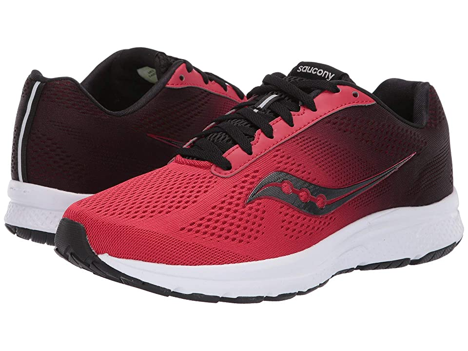 Saucony Nova (Red/Black) Men