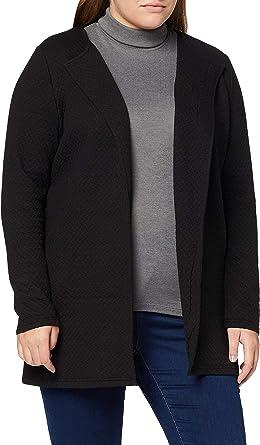 VILA CLOTHES Women's Vinaja New Long Jacket-noos Cardigan