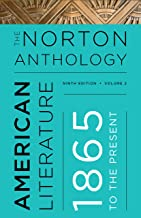 The Norton Anthology of American Literature (Ninth Edition) (Vol. 2) (Norton Anthology of American Literature, package 2 Book 9)