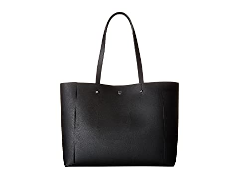 MCM Leather Shopper