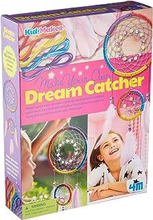 4M Make Your Own Glow-in-The-Dark Dream Catcher