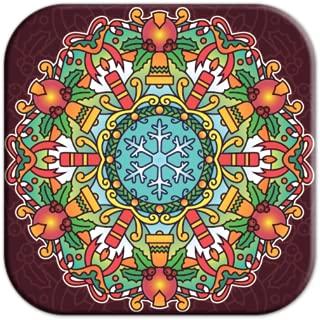 Mandala Drawing Game for Adults