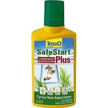 Tetra SafeStart Plus To Cycle New Aquariums