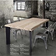 Amazon.it: tavolo legno massello