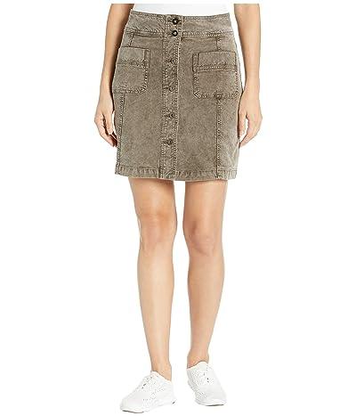 Prana Merrigan Skirt (Mud) Women