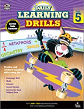 Best daily learning drills grade 5 Reviews
