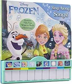 Disney Frozen Elsa, Anna, Olaf, and More! - Sing-Along Songs