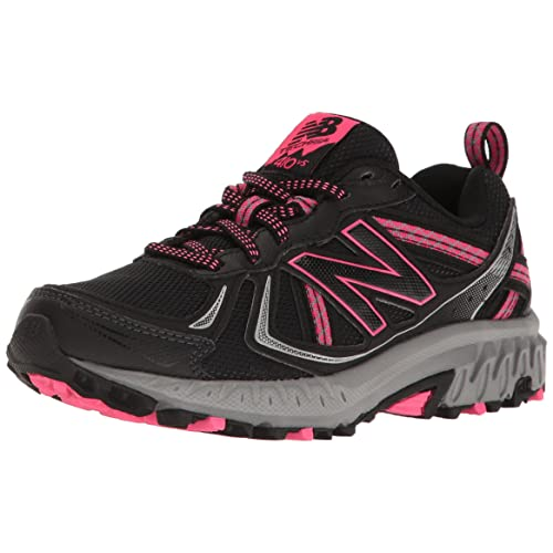 fce00f9ffdeb2 New Balance Women's WT410v5 Cushioning Trail Running Shoe