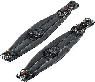 Fjallraven - Kanken Mini Shoulder Pads for Backpacks, Super Grey