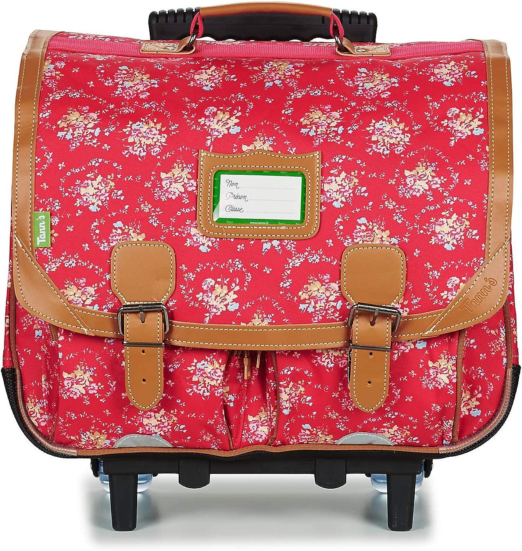 Tann's LONDON TROLLEY autoTABLE 41 CM autotelle ragazza Rosso Borse autotelle con rossoelle