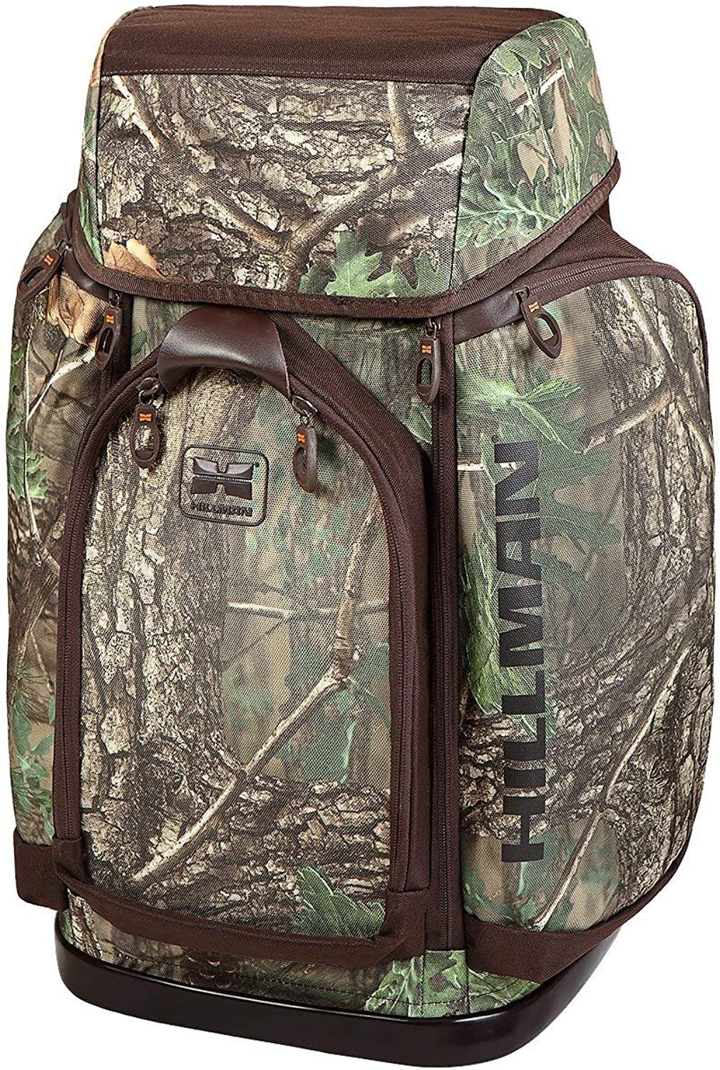 Hillman Camo Hunting Chairpack 30 Chair Backpack Camouflage