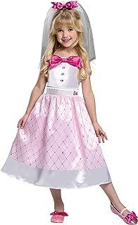 Barbie Bride Costume, Medium