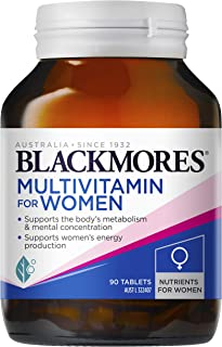 Blackmores Multivitamin for Women - 90 Tablets