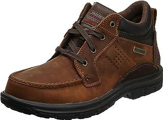 حذاء تشوكا الجلدي للرجال من سكيتشرز