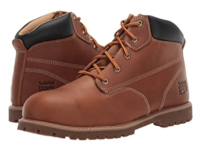 Timberland PRO Gritstone 6 Steel Safety Toe (Wheat Leather) Men