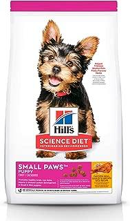 Hill's Science Diet, Alimento para Perro Puppy (Cachorro) Raza Pequeña, Seco (bulto) 7kg
