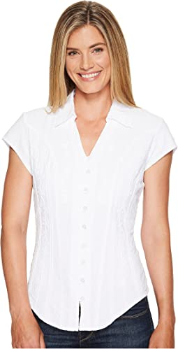 Scully - Cantina Celia Cap Sleeve Top