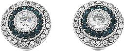 LAUREN Ralph Lauren - Vintage Crystal Stud Earrings