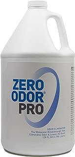 Zero Odor Pro - Commercial Strength Odor Eliminator - Neutralizer - Deodorizer - Smell Remover - (128-ounce Refill)