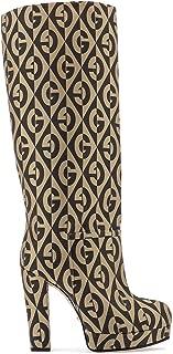 GUCCI Luxury Fashion Womens 595628HSV002062 Multicolor Boots | Fall Winter 19