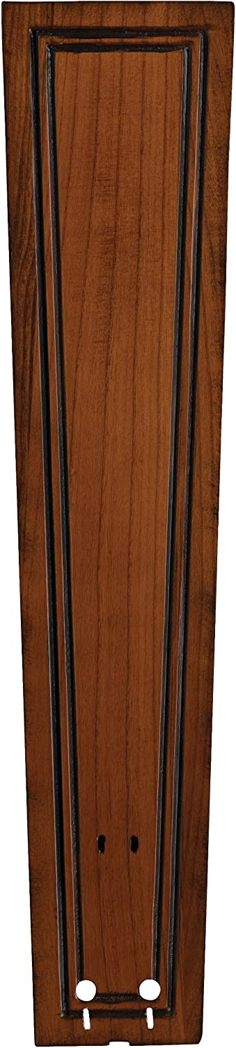 Fanimation B6132RC Carved Rectangle Frame Blade Outlet SALE R 26-Inch Wood Max 90% OFF