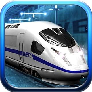 USA High Speed Drive Bullet Train Simulator Game 2018: Tourist Transport Parking Adventure Fun Free For Kids 2018