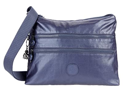 Kipling Alvar Crossbody Bag (Midnight Frost) Cross Body Handbags