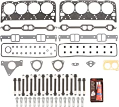 Evergreen HSHB8-10500 Head Gasket Set Head Bolts Fit 93-97 Chevrolet Pontiac Cadillac Buick 5.7 LT-1 LT-4