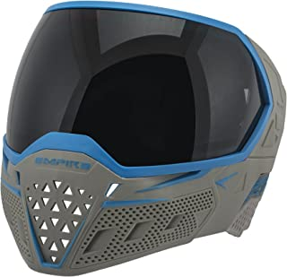 Empire EVS Thermal Paintball Goggle Mask - Grey/Cyan