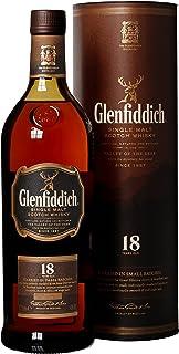 Glenfiddich 18 Years Old mit Geschenkverpackung Whisky 1 x 1 l