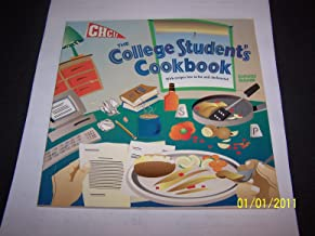 The College Student's Cookbook or I'm Sick and Tired of That...What  Else Could I Have...