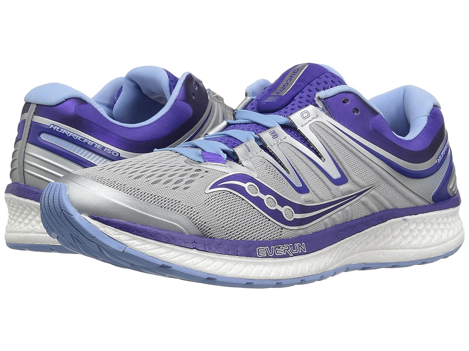 Saucony Hurricane ISO 4Atmospheric grades have affordable shoes