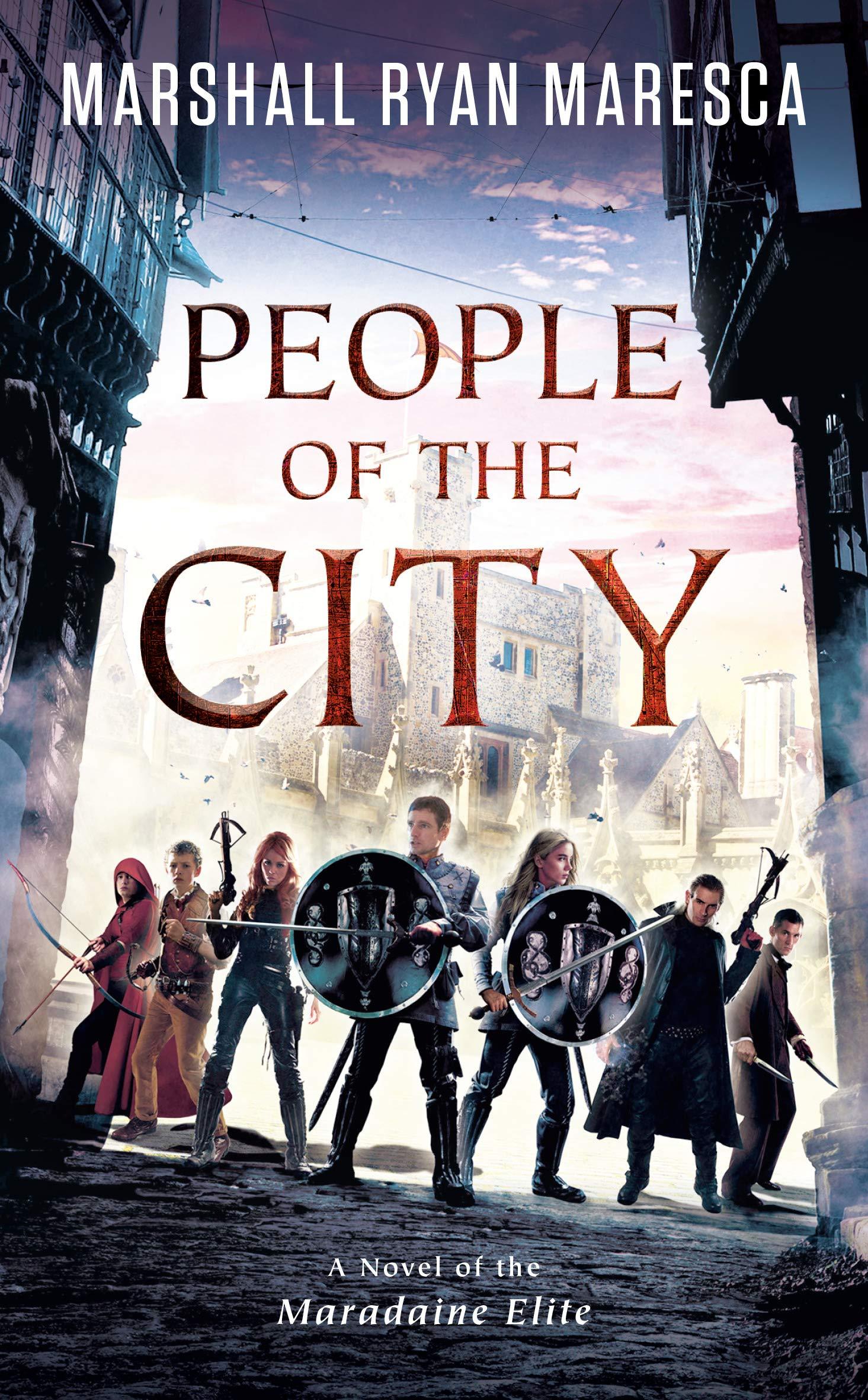 People of the City (Maradaine Elite Book 3)