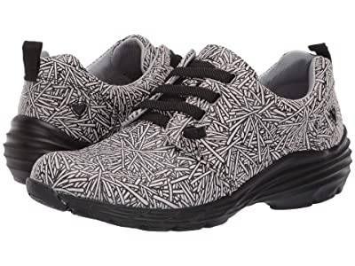 Nurse Mates Velocity (Black/White Sparkler) Women