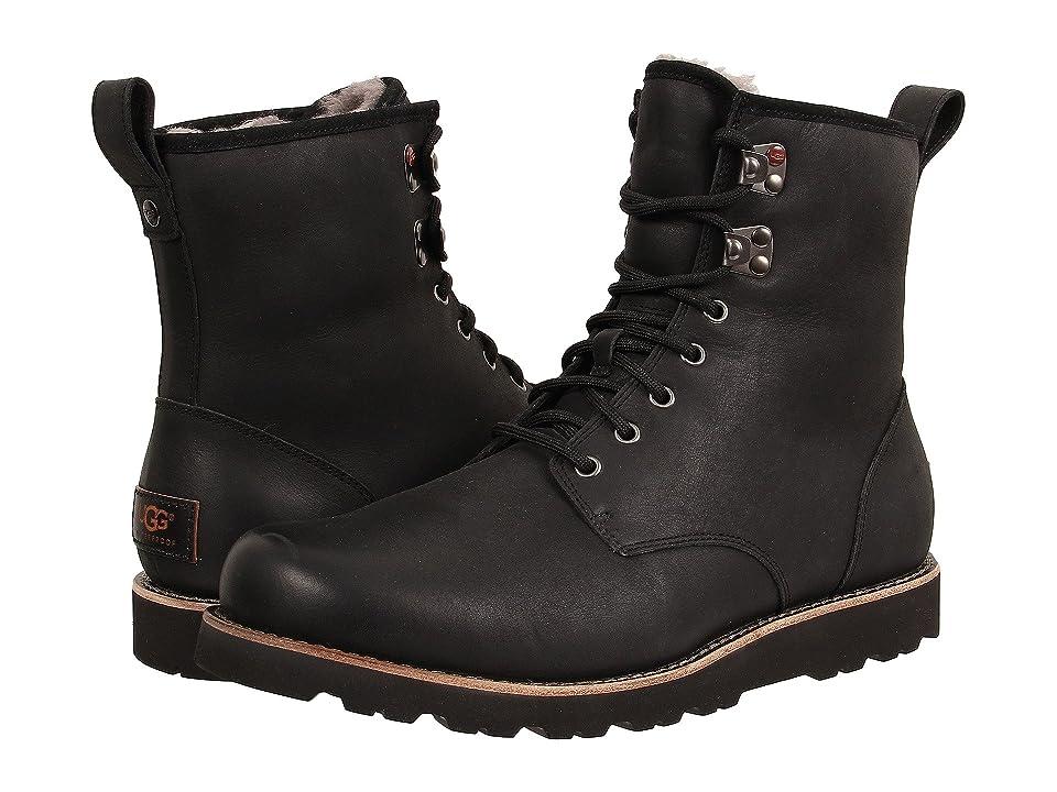 UGG Hannen TL (Black Leather) Men