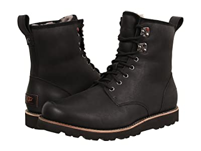 UGG Hannen TL (Black Leather) Men